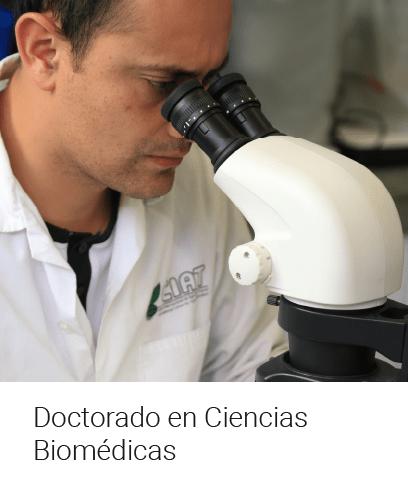 Doctorado en Ciencias Biomédicas