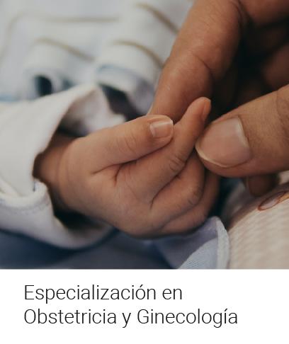 Especialización en Obstetricia