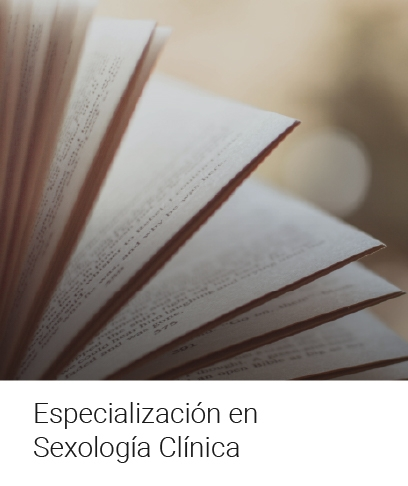 Especialización en Sexología