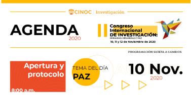 II Congreso Internacional de Investigación