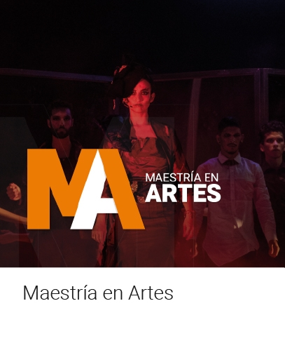 Maestría en Artes