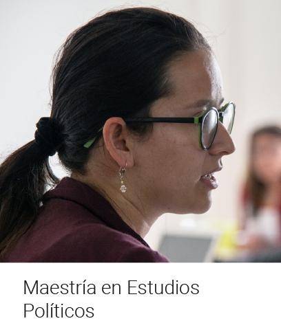 Maestría en Estudios Políticos